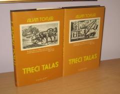 TREĆI TALAS I-II  Alvin Tofler